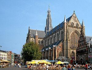 300px-Grote-Kerk-Haarlem