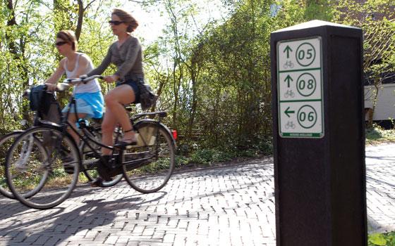Fietsen_Noord-Holland