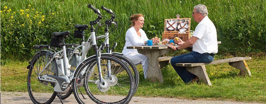 fiets arrangementen