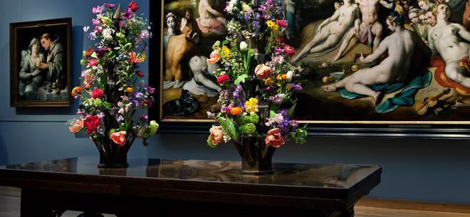 Frans Hals tulpen